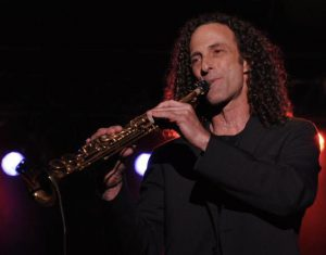 Kenny G by Michael Aaron Gallagher