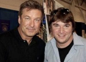 Michael Aaron Gallagher and Alec Baldwin