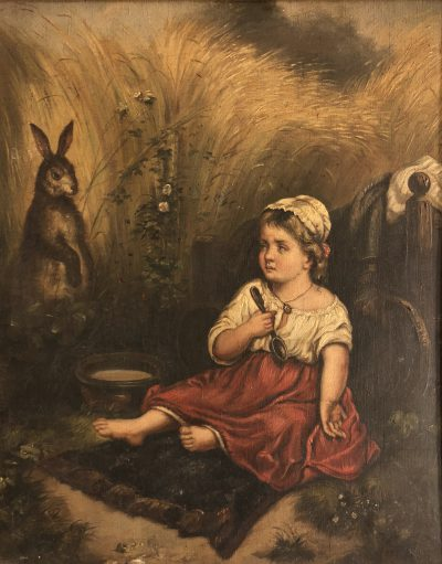 Alice and the March Hare