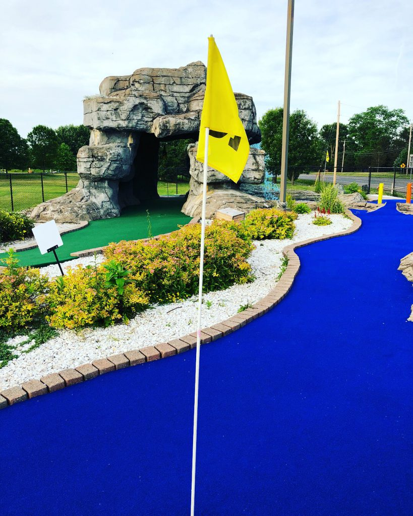 Hickory Hill Mini Golf. Photo by Michael Aaron Gallagher.