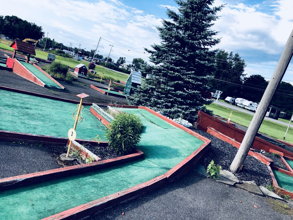Cicero Golf's Mini Golf Course
