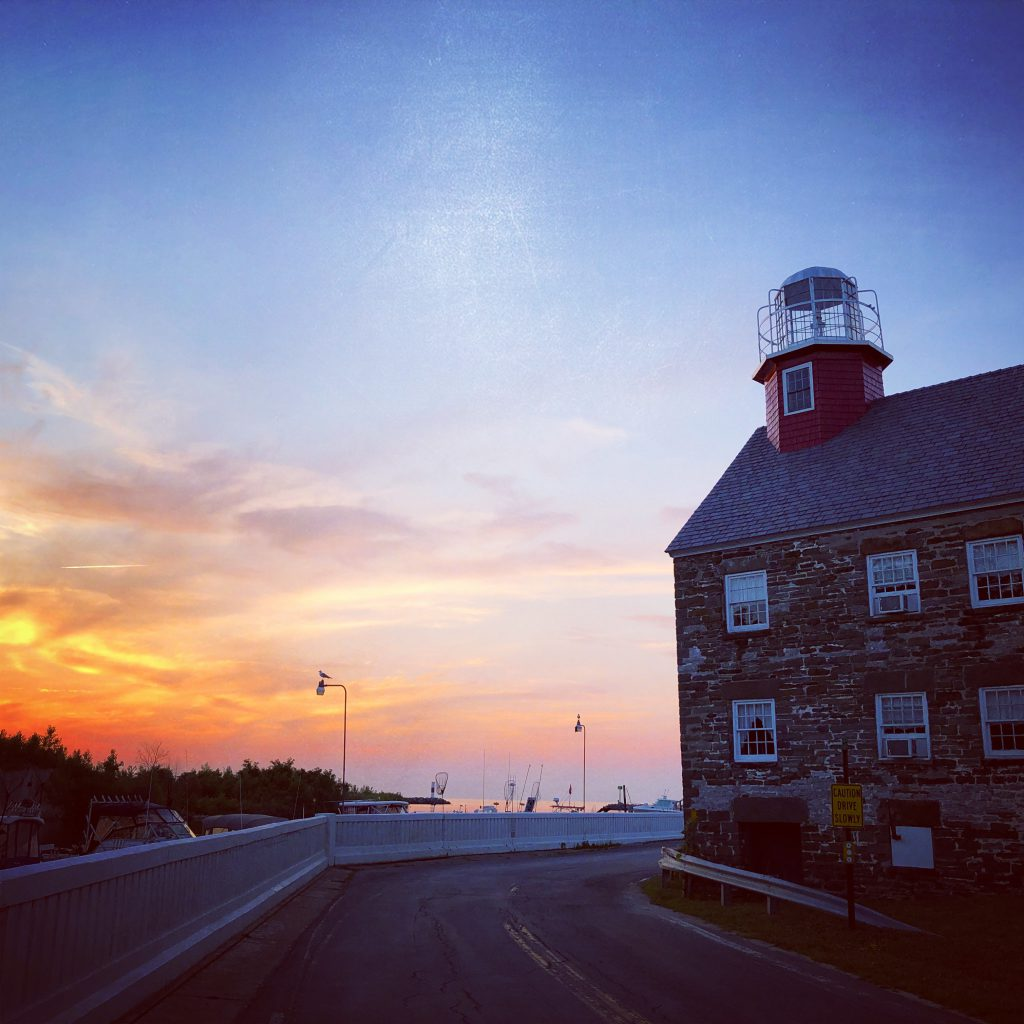 Selkirk Lighthouse in Pulaski, New York. Photo by Michael Aaron Gallagher.