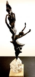Dance sculpture