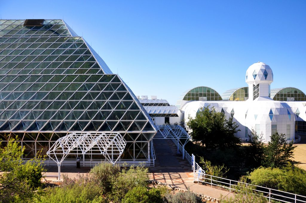 The Biosphere 2 Center