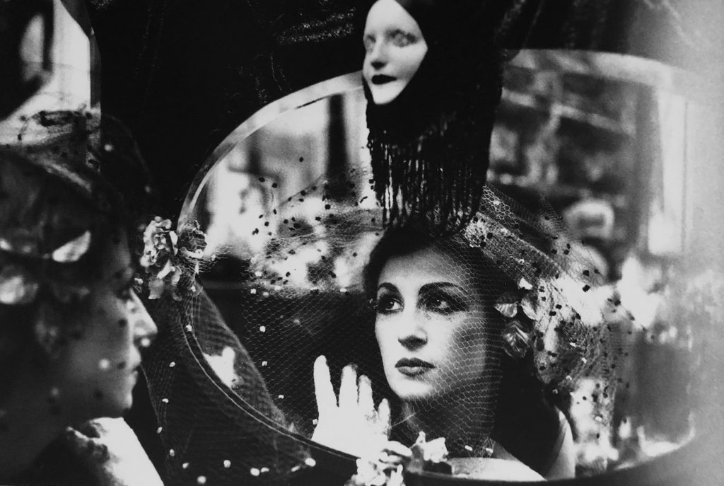 """""""Psyché"""" a photograph by Irina Ionesco from her portfolio """"Elle-Même,"""" which is included in The Collection."""