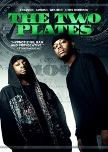"""Michael Aaron Gallagher was quoted on the front of the DVD cover for the movie """"The Two Plates."""""""