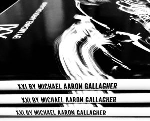 XXI photography book by Michael Aaron Gallagher