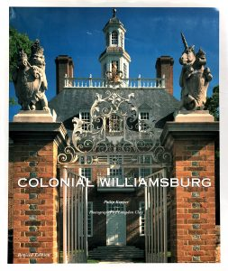 Langdon Clay Photography featured in Colonial Williamsburg book by Philip Kopper