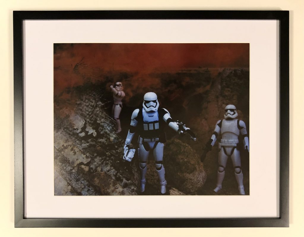 Star Wars StormTrooper photograph by Michael Aaron Gallagher