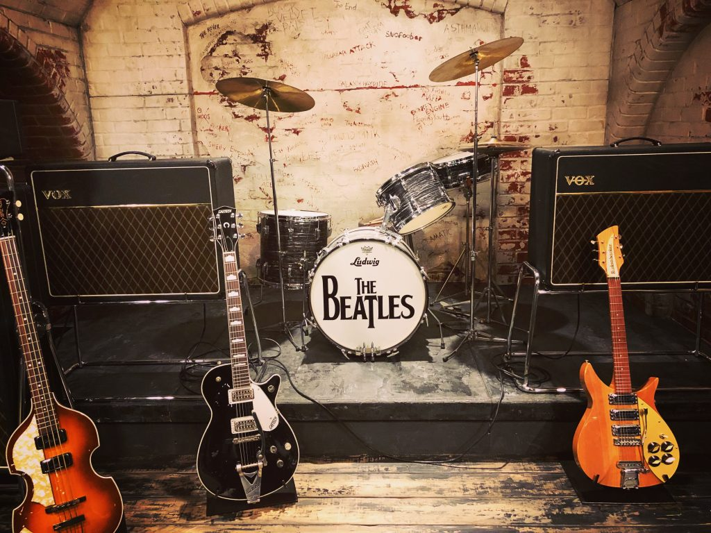 The Beatles First Stage